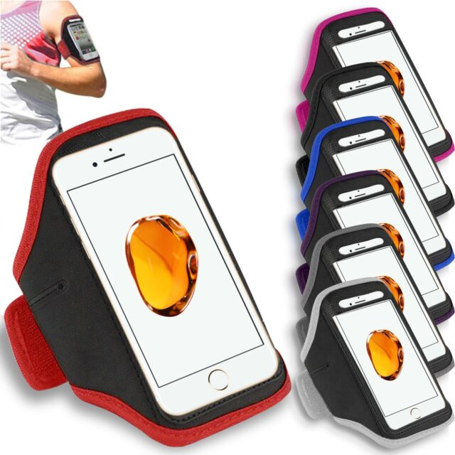Premium Armband For iPhone SE (2020) Gym Running Jogging Exercise Case Holder