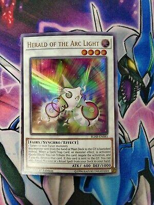 Yu-Gi-Oh Herald Of The Arc Light NECH-ENS09