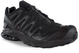 Xa black Chaussures 3d Eu 46 2 Salomon MBlack black Ltd Cuir 3 Pro VSMUzp
