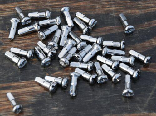 36 295mm SS14 Gauge Wheel Smith Stainless Steel Bicycle Spokes 12mm Nipples Bike