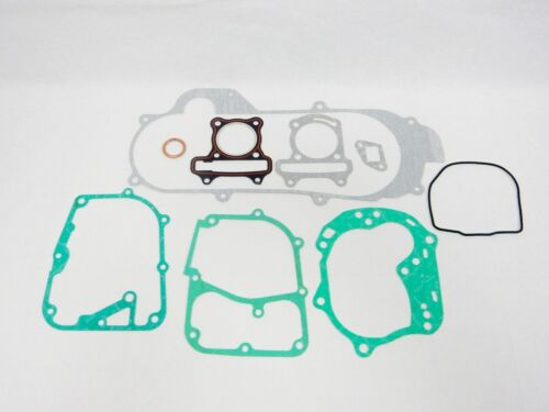 80cc GASKET SET #1 FOR CHINESE SCOOTER 47mm BORE TAOTAO JONWAY WOLF PEACE