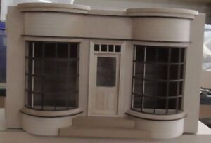 Dolls-House-1-12-scale-Tavistock-Double-Bow-Fronted-Shop-KIT-DHD