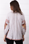 JOHNNY-WAS-Embroidered-ARTEMIS-Floral-PEASANT-BLOUSE-Workshop-Stripe-XS-245 thumbnail 3