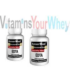 2X EDTA Pure Professional Grade Oral Chelation therapy great alternative to.dmsa