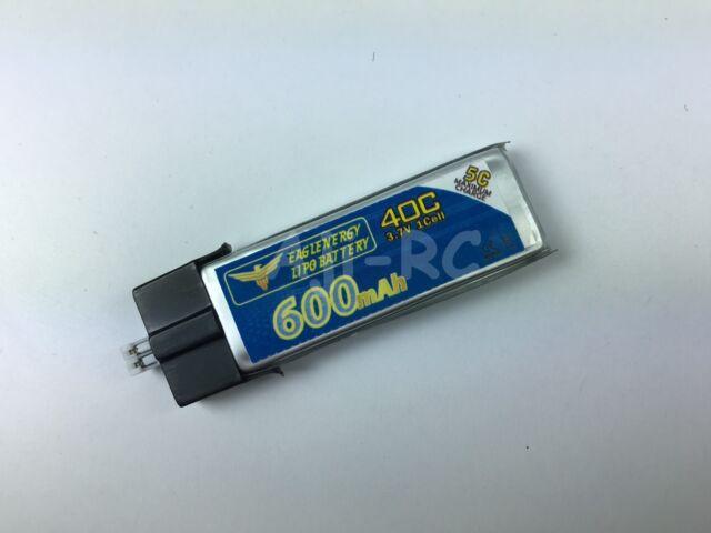 Turnigy Nano-Tech 150mAh 1S 3.7V 25C Lipo Battery Pico Molex51021-2P EFLite MCX