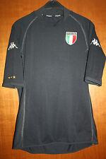 Maglia Shirt Trikot Italia Italien Italy Nazionale Nera Kappa Euro 2000 Buffon