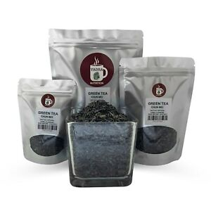 Premium-Green-Tea-Herbal-Loose-Tea-contains-CAFFEINE