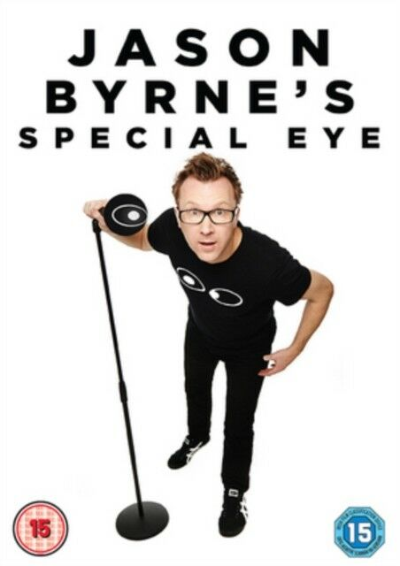 NEW Jason Byrne - Special Eye Live DVD