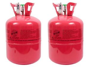 2 Stk Helium Gasflasche Ballon Gas Einweg Für Ca 100 Luftballons