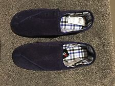 Para Hombre Talla 9 Velcro Zapatillas marcas y SPENCER