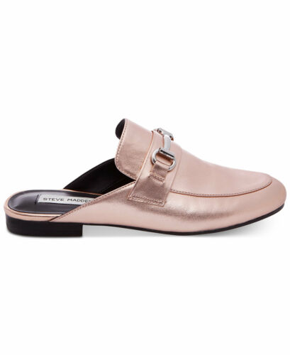 Steve Madden Women/'s Kandi Slip-On Tailored Mules