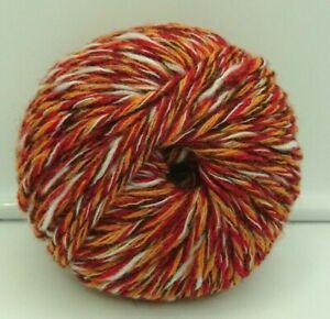 10  pelotes de grosse laine  très douce Fabriqué en FRANCE
