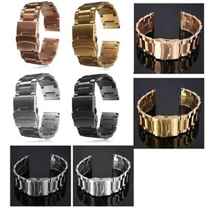 18-amp-20-amp-22-amp-24mm-Solid-Stainless-Steel-Deployment-Clasp-Watch-Strap-Band-Bracelet
