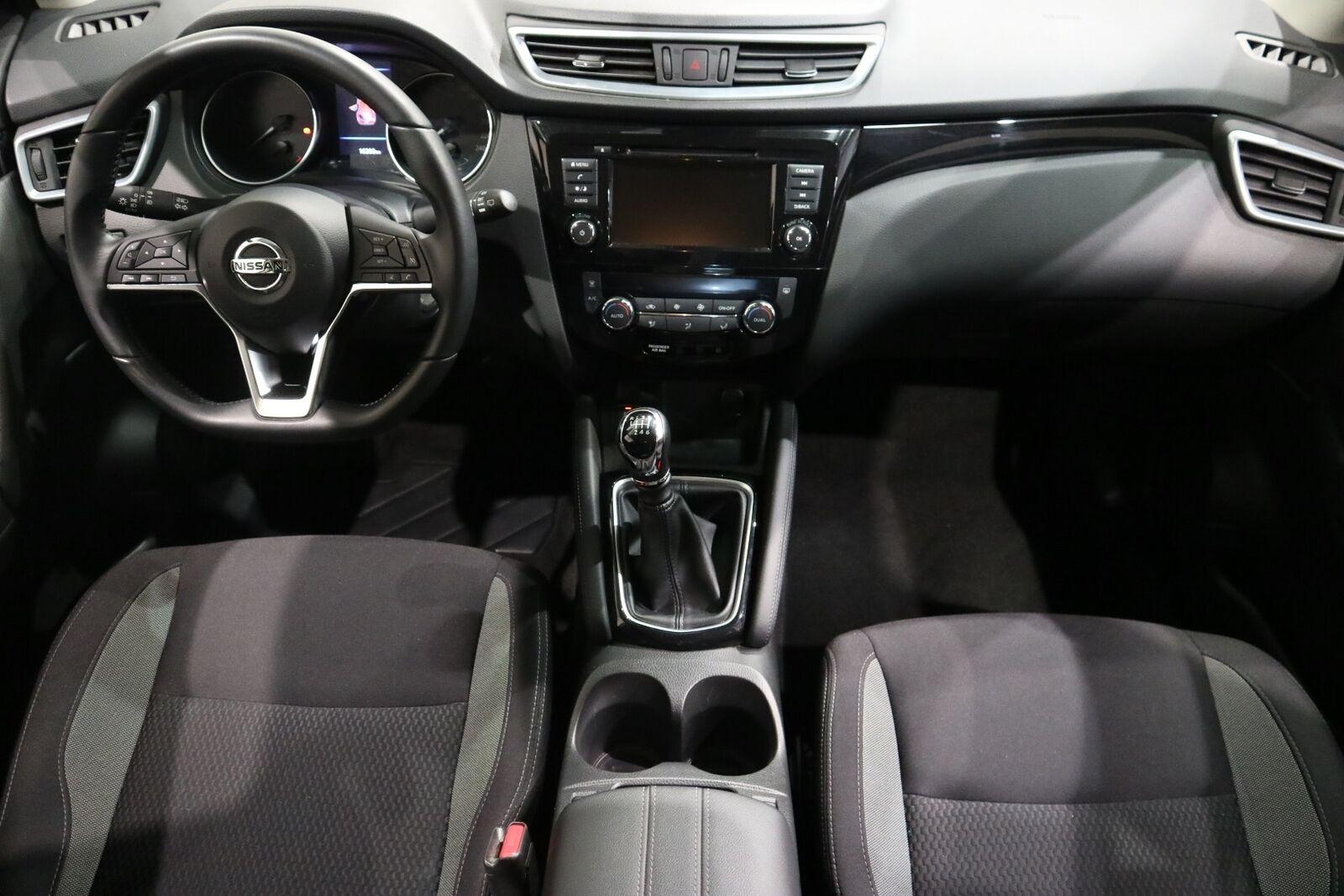 Nissan Qashqai 1,3 Dig-T 140 Acenta - billede 11