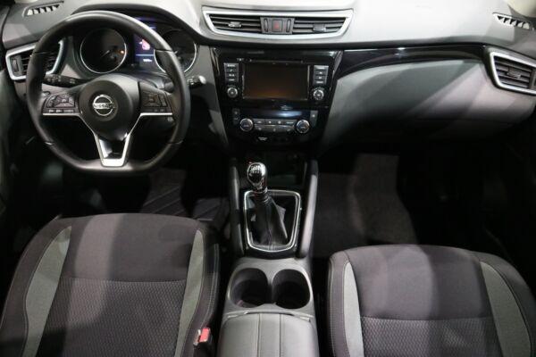 Nissan Qashqai 1,3 Dig-T 140 Acenta billede 11
