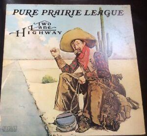 Pure-Prairie-League-Two-Lane-Highway-Vinyl-RCA-1975