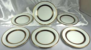 2-Royal-Doulton-HARLOW-BREAD-PLATES-1973-6-5-8-034-H5034-3-Lots-BULK-PRICING-Ex