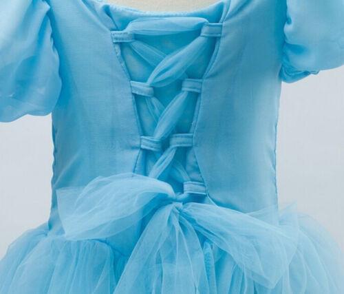 Clothes Carnival Dress up Princess Cinderella Costumes 567005 Cinderella