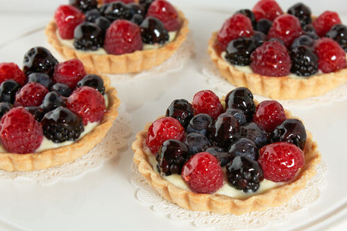 Cakes//Scones//Tart KITCHENCRAFT Set 6 Lge Round /& Crinkle Metal Biscuit Cutters