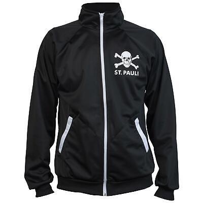 Children's St. Pauli Black Ultras Skull Kult Crossbones Football Activist Jacket | eBay