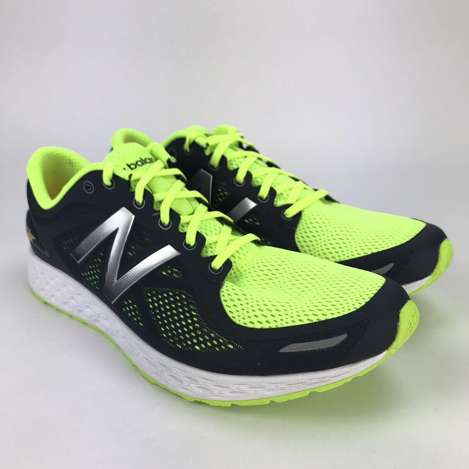 Para Hombre Zante v2 New Balance Fresh Foam Negro verde Calzado para Correr D