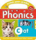 Turn and Learn Phonics: Turn and Learn by Make Believe Ideas (Board book, 2015)