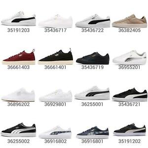 Puma-Basket-Classic-Low-Men-Women-Kids-Junior-Shoes-Sneakers-Trainers-Pick-1