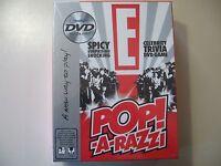 Dvd Tv Game E Pop-a-razzi Brand & Sealed