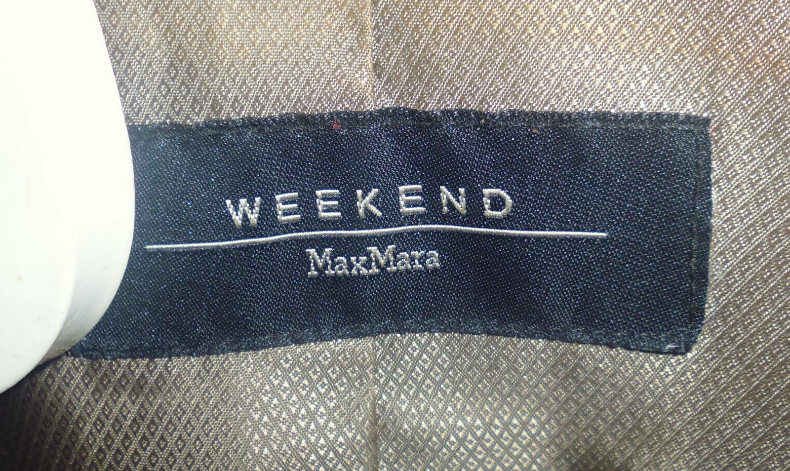 Manteau Manteau Manteau Max Mara Weekend - size 36 c760b5