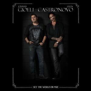 GIOELI-CASTRONOVO-SET-THE-WORLD-ON-FIRE-CD-NEU
