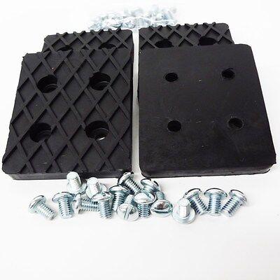 Rubber Arm Pads BENWIL & BISHAMON Lift Set of 4  205175 , SP710002 , 100533 HD