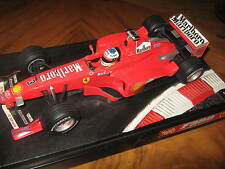1:18 FERRARI f399 M. Schumacher 1999 rebuilt rimodellamento FULL TOBACCO in Showcase
