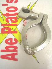 304 Shamrock Logo Flask Joint Clamp Laboratory Tool Sanitary Clamp