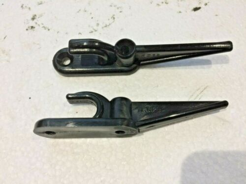 RWO Nylon Cleats for Rope Small Yachts /& Dinghies all sold in pairs  Location C2