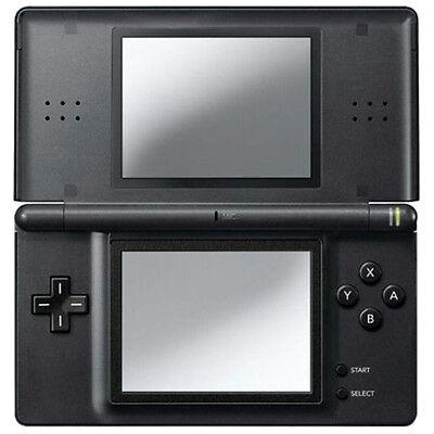 Nintendo DS Lite Onyx Black Handheld System