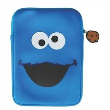 Sesame Street Tablet Sleeve (Cookie Monster) - cool novelty IPAD cover retro kid