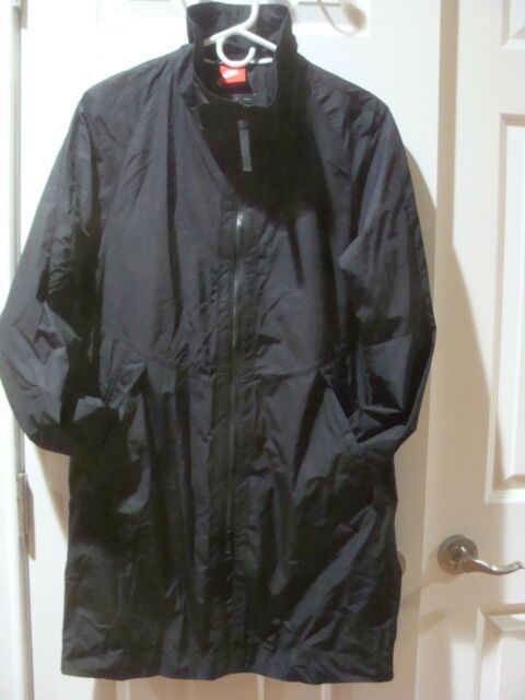 8fe5e4cd155c Men s XL Nike Sportswear Franchise Trench Coat Jacket 886251 010 NSW ...