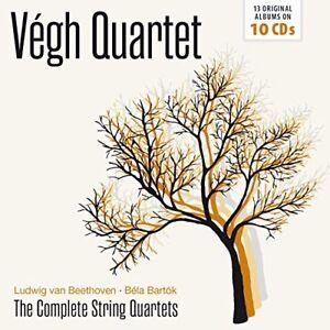 Vegh-Quartet-The-Complete-String-Quartets-Beethoven-and-Bartok-CD