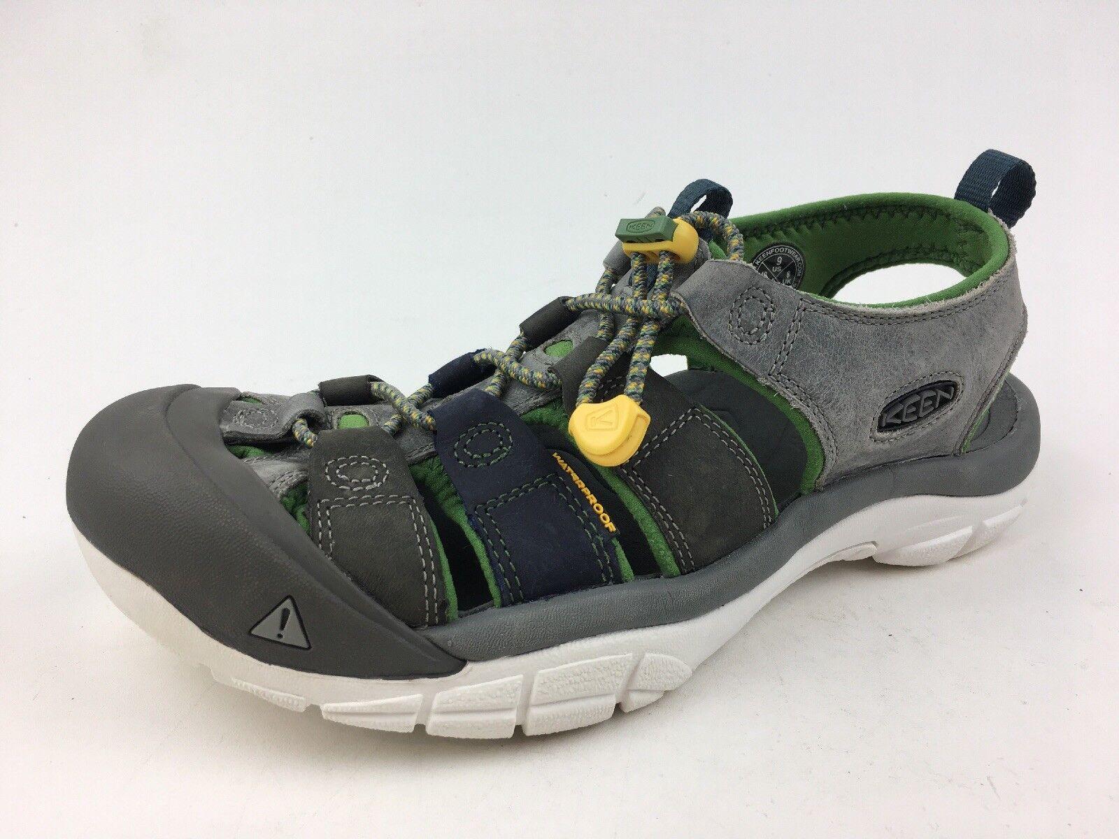Keen Keen Keen Newport Evo Sandals Men's Size US 9, 42 Gargoyle  Florite  273 93582b