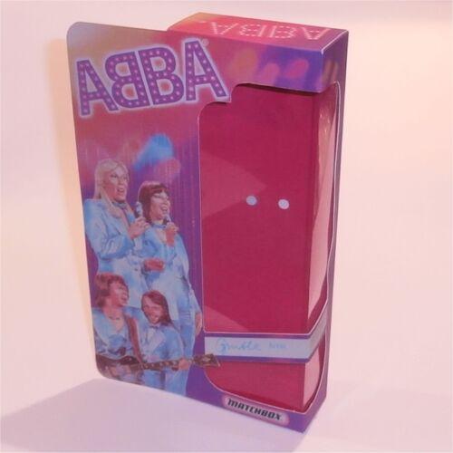 Matchbox Abba Doll Anna Reproduction Box