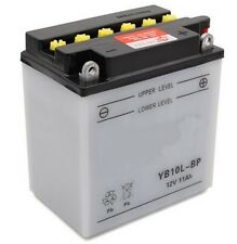 Batterie YB10L-BP Moto Scooter Quad 12V 11Ah PIAGGIO 125 250 acide compris