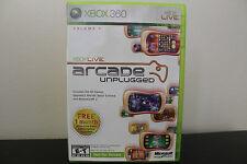 Xbox Live Arcade Unplugged, Vol. 1  (Xbox 360, 2006) Assassin's Creed II  (Xbox