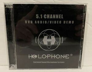 Holophone-5-1-DVD-Audio-Surround-Sound-Demo-Disc-2-Disc-2004-Rising-Sun