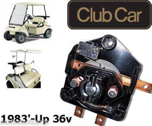 Club Car 1983'-Up Resistor Golf Cart Forward Reverse F&R Switch 1017530-03