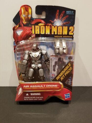 Marvel Iron Man 2 Movie Series Air Assault Drone