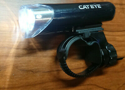 Black CATEYE HL-EL135 LED Bicycle Headlight
