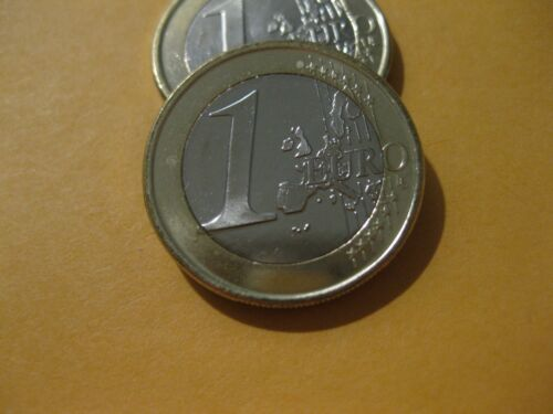 2001  Finland Coin SWANS  Uncirculated Beauty  Bimetallic coin