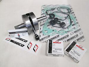Suzuki-RM-125-Wiseco-Crankshaft-Kit-Bottom-End-Rebuild-WPC121-2001-2003