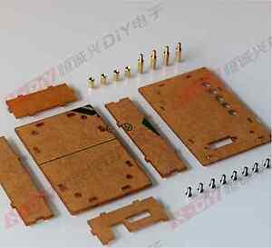 Acrylique-Case-Cover-Pour-TDA7492P-Bluetooth-4-0-Audio-Recepteur-Numerique-Amplificateur