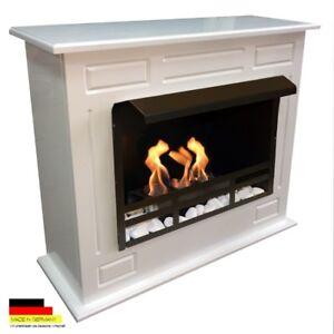 Gelkamin-Ethanolkamine-Kamin-Fireplace-Cheminee-Dion-Premium-Hochglanz-Qualitaet
